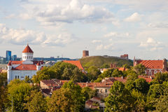 Vilnius Stock Photography