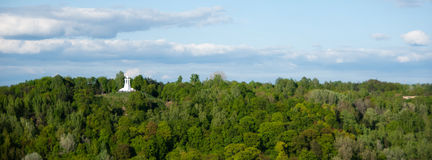 Vilniusaard en parken Royalty-vrije Stock Foto