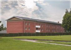 Vilnus seminary building. St. Joseph priest seminary in Vilnius, Lithuania Royalty Free Stock Images