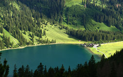 Vilsalpsee Stock Photography