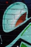 Vilt färgrik abstrakt texturbakgrund Arkivbild