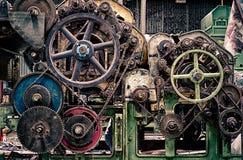 Viltbekledingsmachine Royalty-vrije Stock Foto
