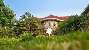 Vimanmek Mansion Stock Photography