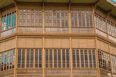 Vimanmek Mansion, Dusit Palace Bangkok Royalty Free Stock Photography