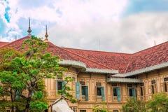 Vimanmek Mansion, Dusit Palace Bangkok Royalty Free Stock Photo