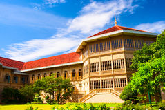 The Vimanmek Palace of Thailand Stock Image