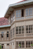 Vimanmek Palace; Thailand Stock Image