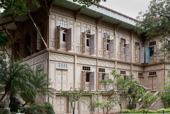 Vimanmek Palace; Thailand Royalty Free Stock Photos