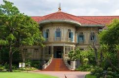 Vimanmek Villa Lizenzfreie Stockfotografie
