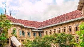 Vimanmekherenhuis, Dusit-Paleis Bangkok Royalty-vrije Stock Afbeeldingen