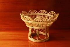 Vime de rattan2 Imagem de Stock Royalty Free