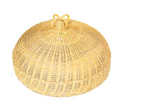 Vime handmade tailandês Fotos de Stock