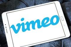 Vimeo logo Stock Image