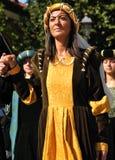 Vimercate - Medieval Festival Stock Image