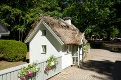 VIMMERBY, SUÈDE - 19 juin 2018 - monde du ` s d'Astrid Lindgren, Astrid Lindgrens Varld est un parc à thème Photographie stock