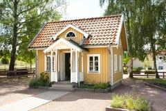 VIMMERBY, SUÈDE - 19 juin 2018 - monde du ` s d'Astrid Lindgren, Astrid Lindgrens Varld est un parc à thème Photos libres de droits