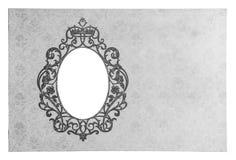 Vimtage-Foto-Rahmenmuster Lizenzfreie Stockbilder