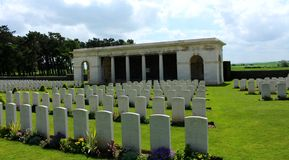 Vimy Ridge Memorial Royalty Free Stock Photography