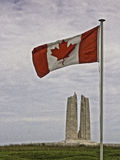 Vimy ridge monument Royalty Free Stock Image
