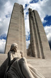 Vimy Ridge WW1 Memorial Stock Photography