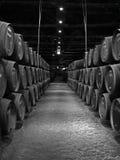 Vin à Porto photographie stock libre de droits