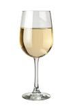Vin blanc photographie stock