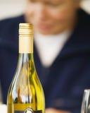 Vin blanc Images stock