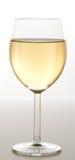 Vin blanc effrayant Photo stock