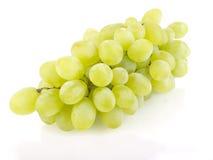 Vin blanc sur le blanc Photographie stock
