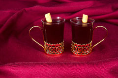 Vin chaud Photos stock