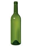 vin de bouteille Photographie stock libre de droits
