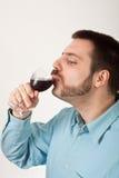 vin de degustation Image libre de droits