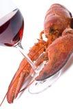 vin de langoustine Images stock