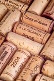 vin de lièges Image stock