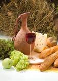 vin de pain Image libre de droits