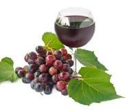 vin de raisin Photo stock