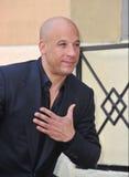 Vin Diesel Lizenzfreie Stockbilder