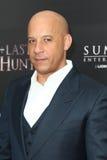 Vin Diesel lizenzfreies stockbild