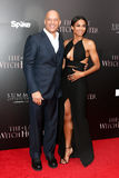 Vin Diesel, Ciara stock image