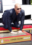 Vin Diesel Royalty Free Stock Image