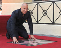 Vin Diesel Stock Photography