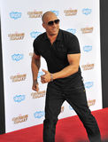 Vin Diesel Royalty Free Stock Photography