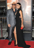 Vin Diesel & Paloma Jim�nez Royalty Free Stock Photos
