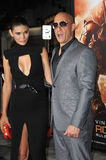 Vin Diesel & Paloma Jim�nez Stock Photography