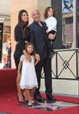Vin Diesel u. Familie Stockbilder