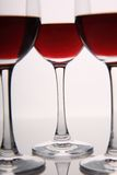 vin en verre Photos libres de droits