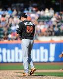 Vin Mazzaro. Miami Marlins pitcher Vin Mazzaro.#56 Stock Image