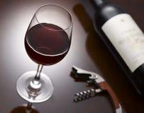 Vin rouge Image libre de droits