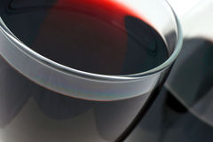 Vin rouge. Image stock