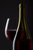 Vin rouge Images libres de droits